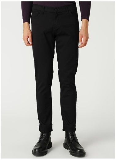 Limon Company Limon  Siyah Chıno Pantolon Siyah
